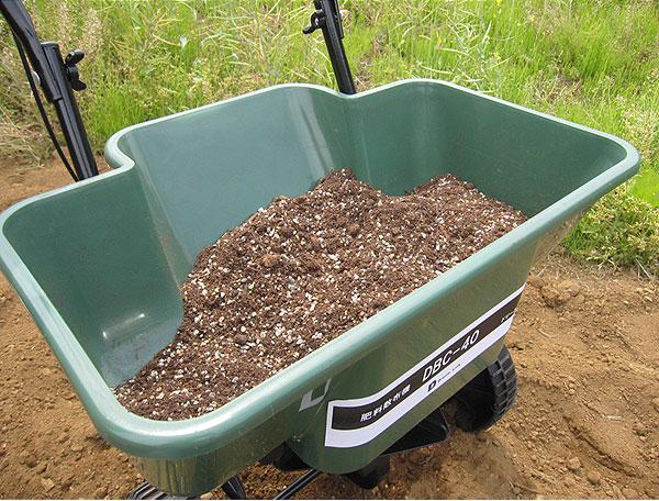 中型肥料散布機 dbc-40 詳細写真